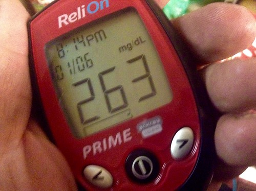 High Blood Sugar glucose over 200mg Test Results Readings Meter, 1/2015 by Mike Mozart of TheToyChannel and JeepersMedia on YouTube #High #Blood #Sugar #Glucose #Over #200 #Test #Results #Diabetes #Hyperglycemia | by JeepersMedia
