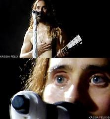 his eyes ⇧