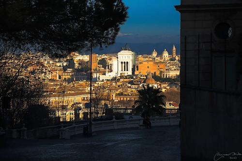 A Glimpse of Rome