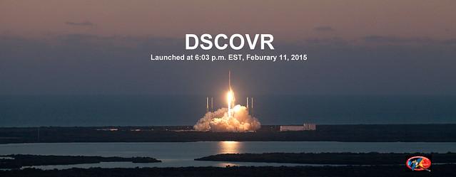 DSCOVR-Launch