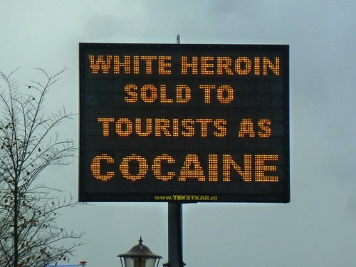 White Heroin Sold To Tourists As Cocaine