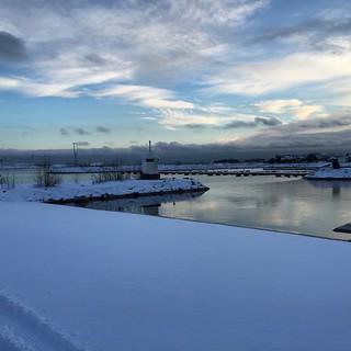 Forming Ice 2, Helsingfors Segelklubb, December 2014