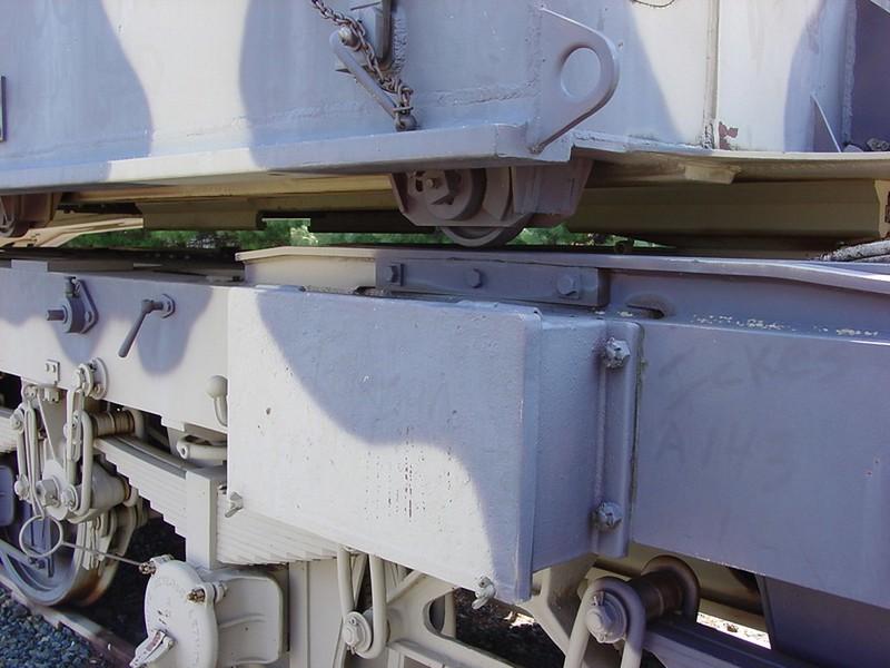 28cm K5(E) Leopold Rail-Road Gun 9