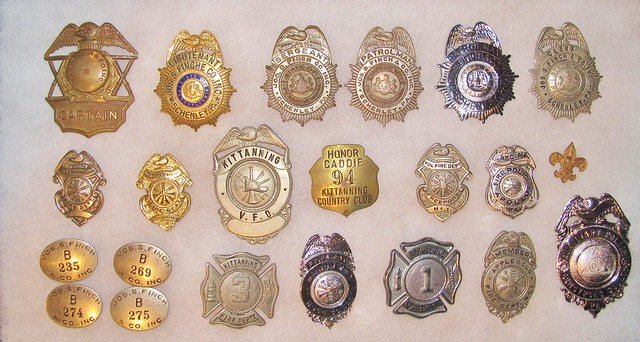 Armstrong County PA Badges