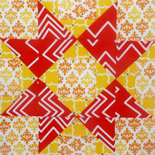 "Home Treasure - 12"" Block 