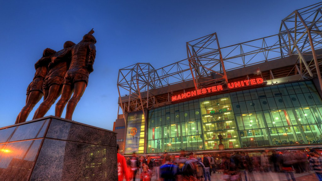 Man Utd Stadium Wallpapers Hd High Definition Man Utd Stad Flickr