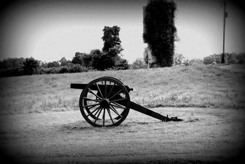 Bristoe Station Battlefield Virginia