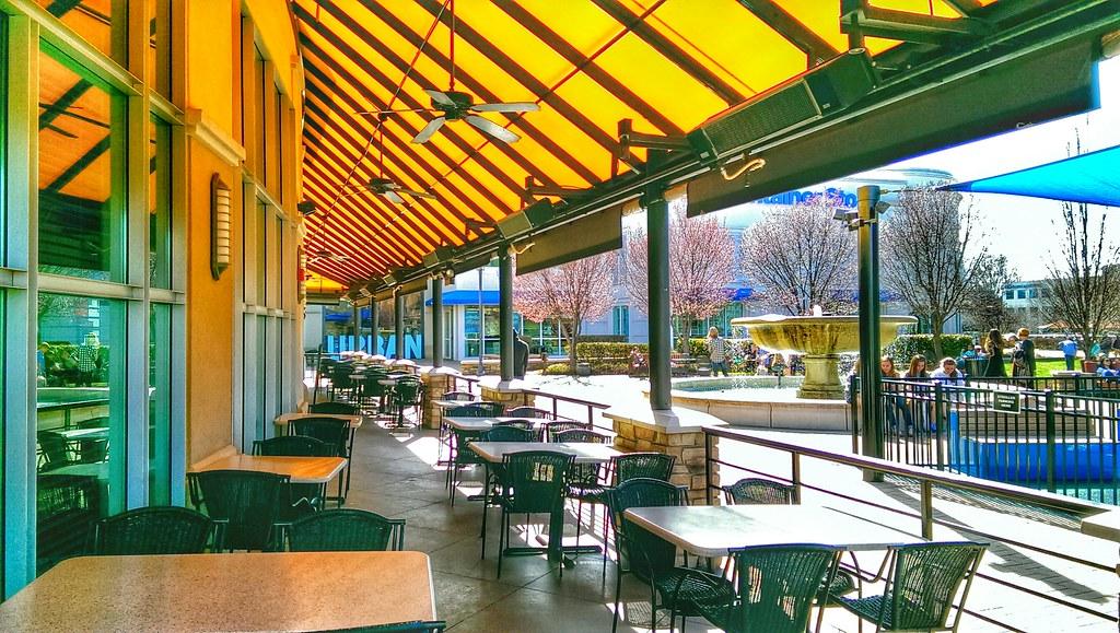 California Pizza Kitchen Patio Southpark Mall Charlotte N