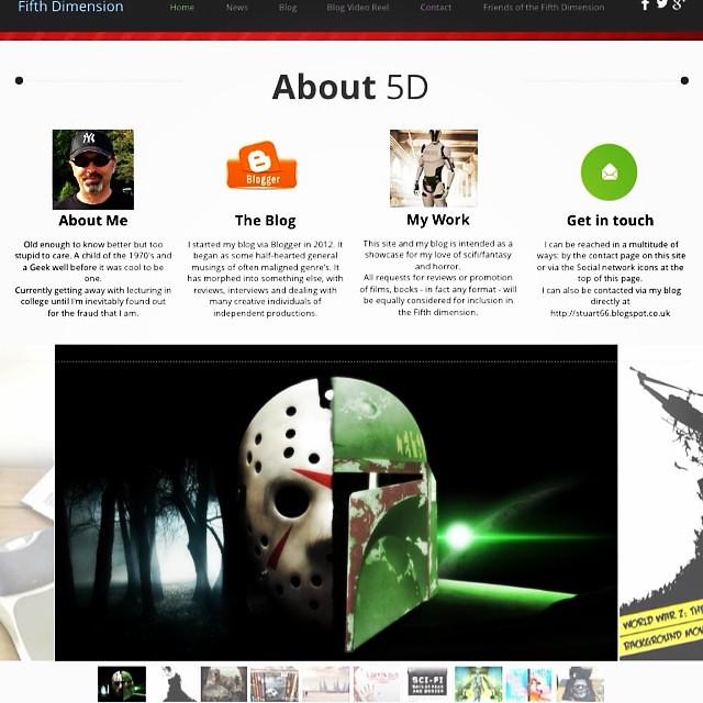 My new website  http://stuartandrew86 wix com/fifth-dimens… | Flickr