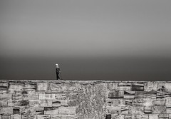 Whitby wall