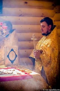 Освящение храма в Кремле 200