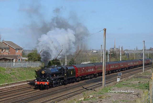 45690 leaving Preston