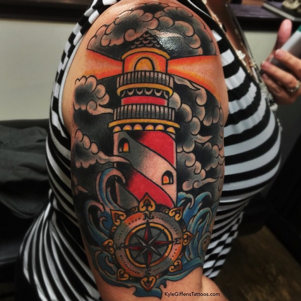 Tattoo by Kyle Giffen best artist in Austin Texas Tattoo shop ...