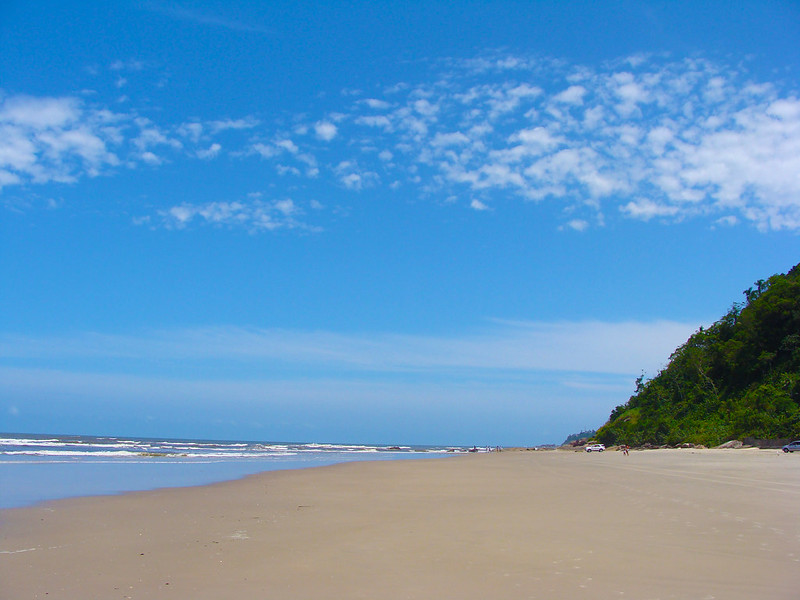 Praia - Guaratuba