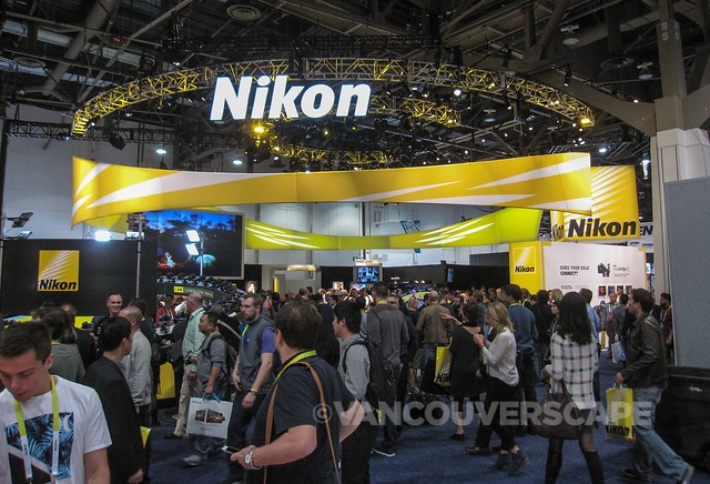 CES 2015 trade show booths-5