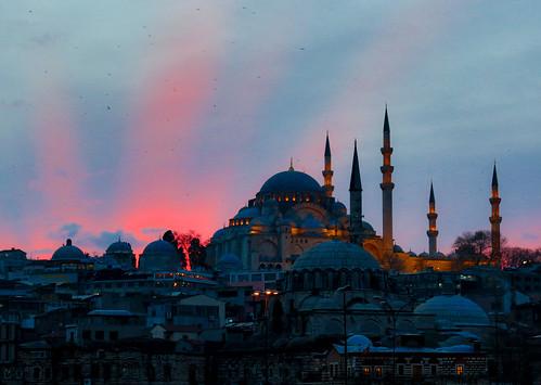 winter sunset turkey atardecer istanbul mosque mezquita invierno turquia süleymaniye estambul turquía camii suleyman süleymaniyecamii soleiman süleymaniyemosque mezquitasüleymaniye mezquitadesuleiman