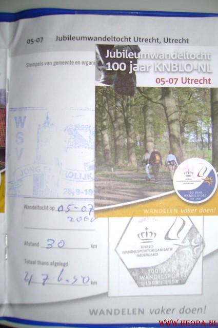 Utrecht               05-07-2008      30 Km (82)