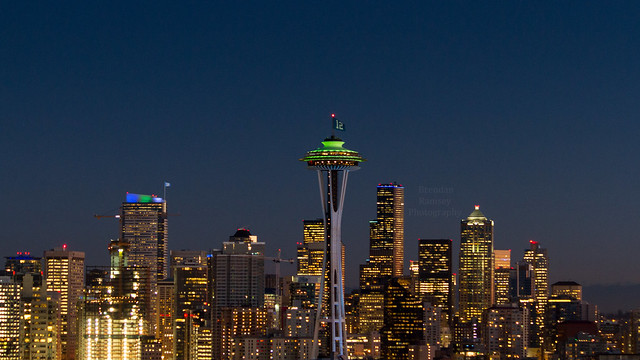 This city makes me proud to live in Seattle, Wa.