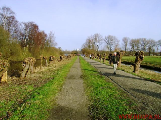 Wintertocht   A'damsebos     26-01-2008   15Km (21)