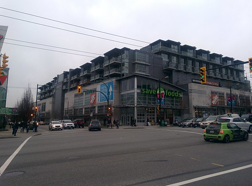 Vancouver urban design Cambie and W 7th | by False Positives