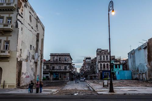 The streets near the Malecon in Havana, Cuba.jpg | by crystalcastaway