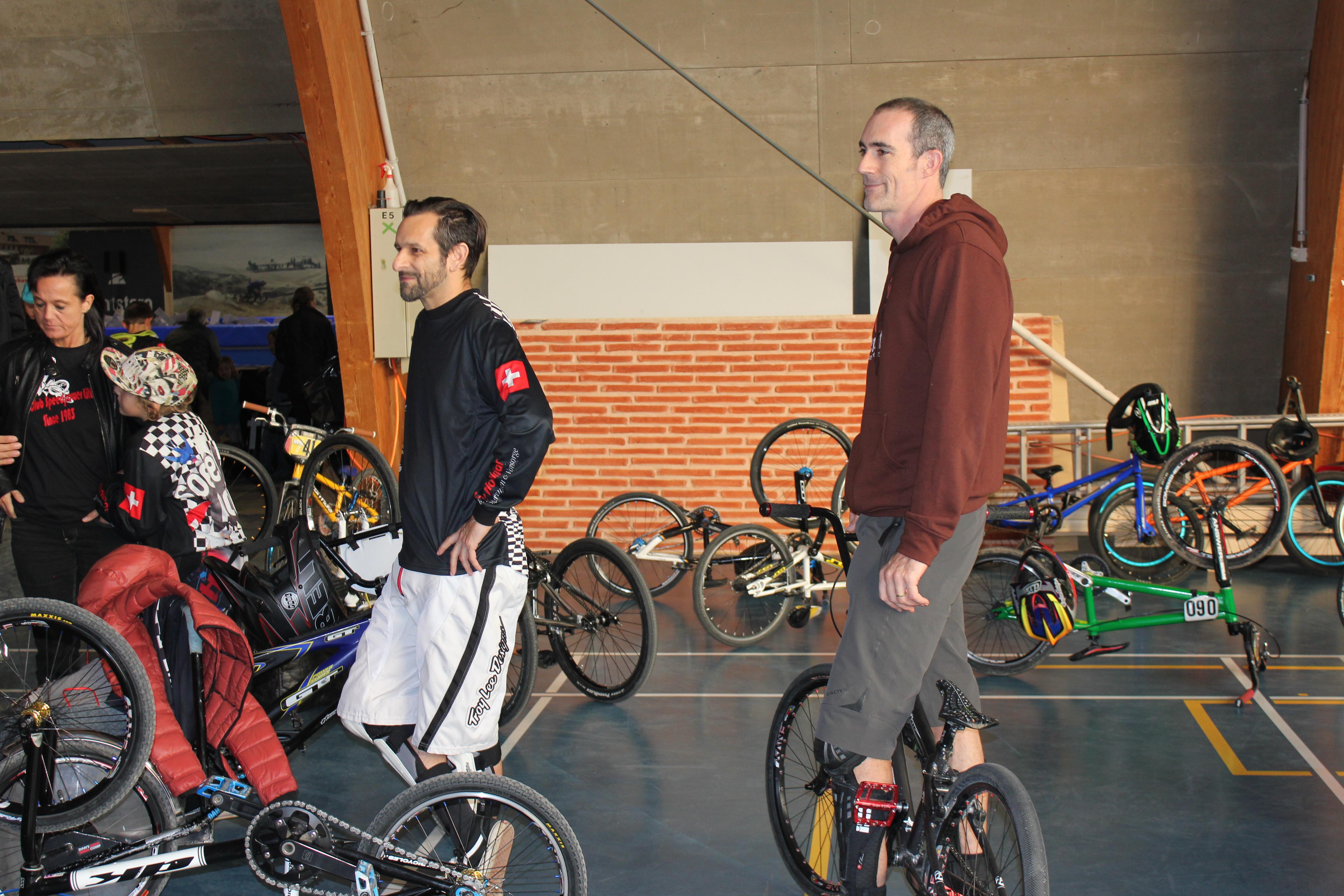 2014.11.22_Indoor Bike Park Eröffnung