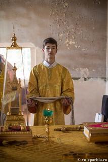 Литургия в Ильинском соборе 330