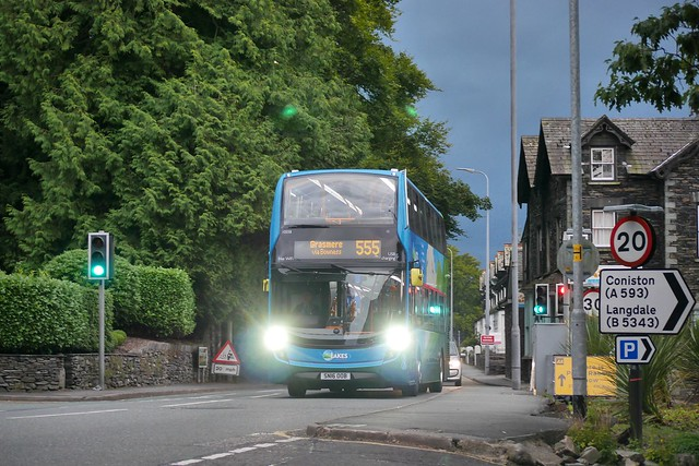 Stagecoach Cumbria 10558 (SN16OOB)