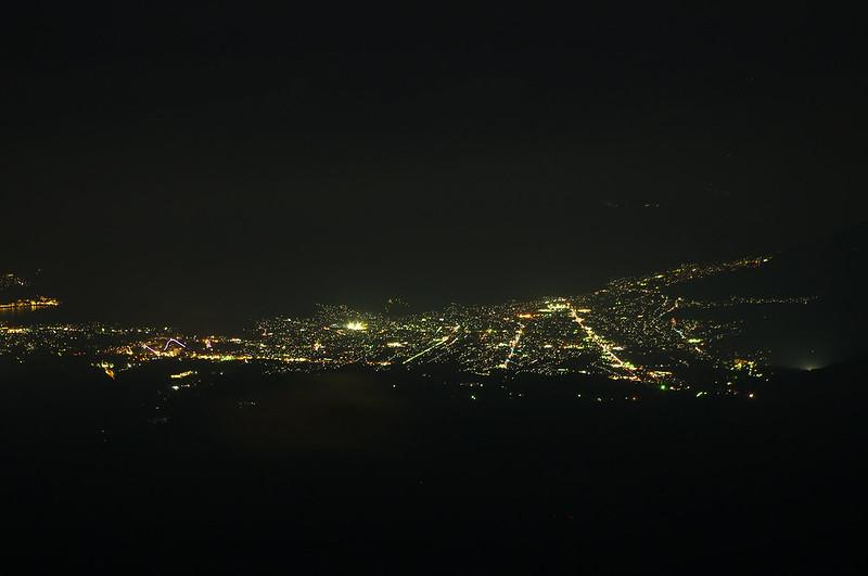 Manazuru de nuit