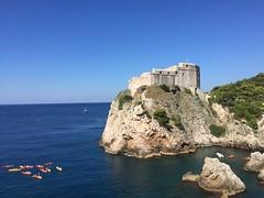 Dubrovnik: Dubrovačke gradske zidine, Lovrijenac