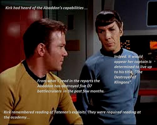 Spock Kirk | by trekriffic