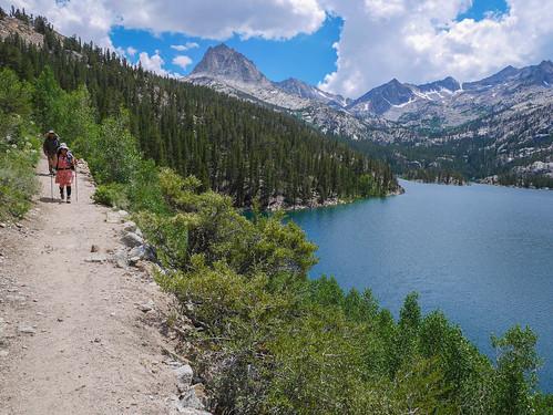 Final stretch along South Lake | by snackronym