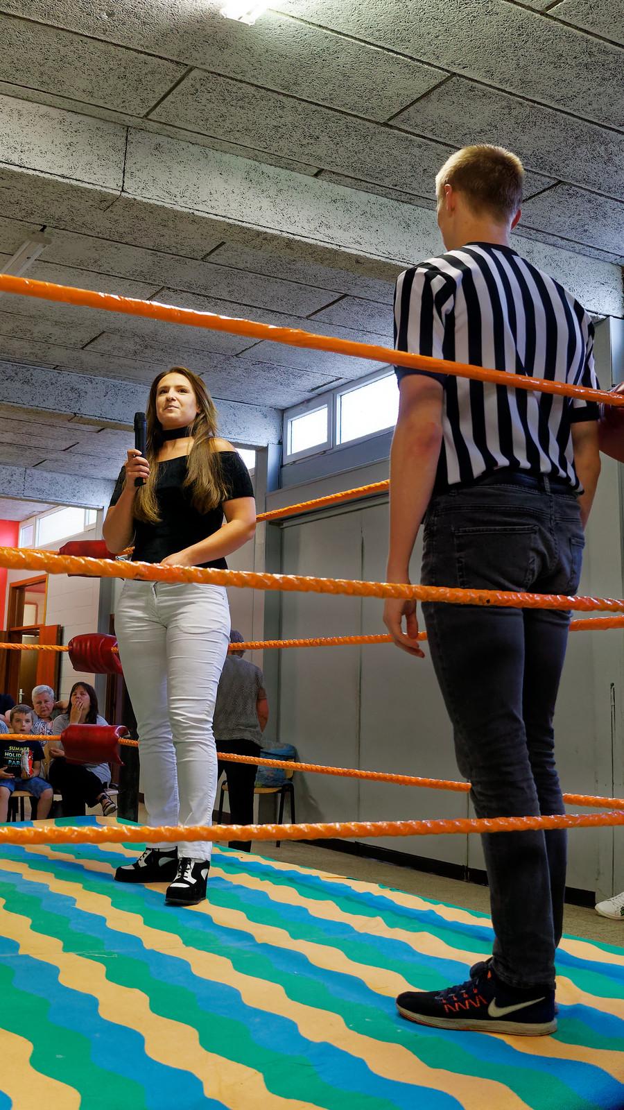 BCWF Wrestling - Forville 2018 | Flickr