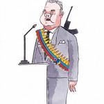 Banda presidencial