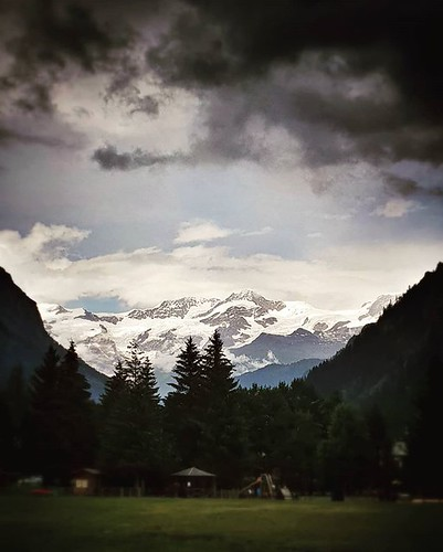 Monte Rosa #mountain #sky #clouds #cloudy #gressoney #valdaosta #travelgram #igers #igersitalia #photooftheday #picoftheday #woods #summer #landscape | by Mario De Carli