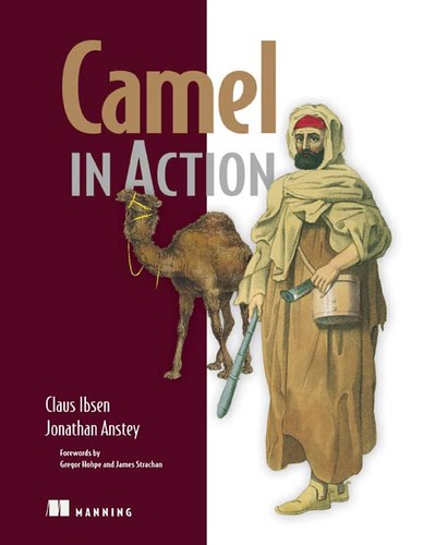 Camel in Action, par Claus Ibsen & Jonathan Anstey