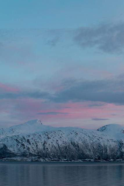 sunrise at Tønsvik