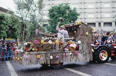 Bucchianico (CH), 1998, Festa dei Banderesi.