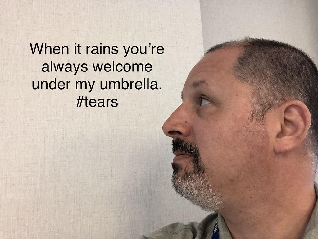 #tears response