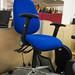 Swivel chair E145