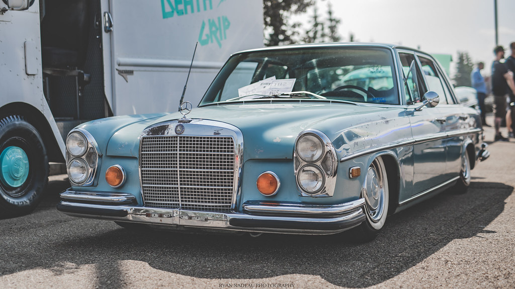 Bagged Benz | ryan nadeau | Flickr