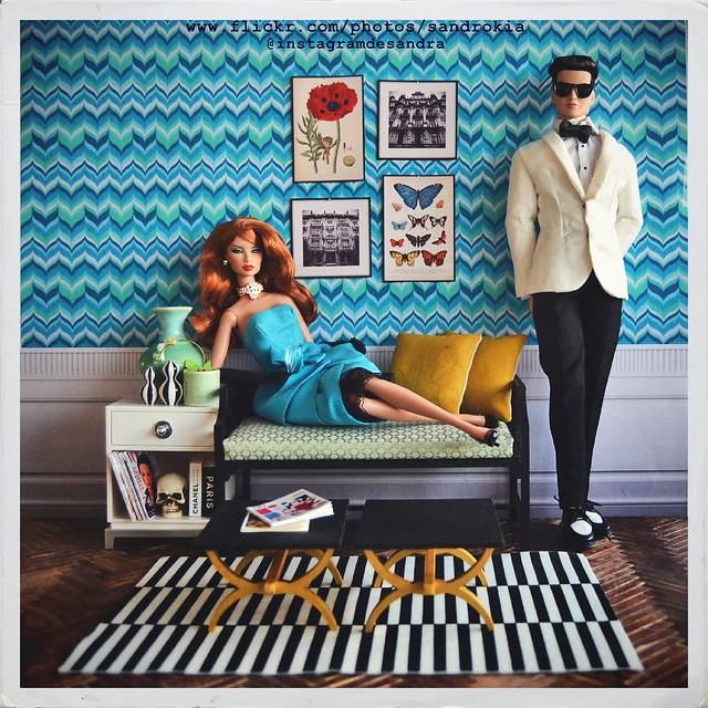 Diorama Marcia Harrys & Jonathan Adler