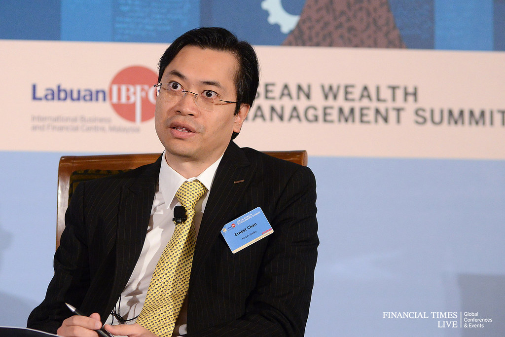 Ernest Chan, Managing Director and Head of Investment Mana
