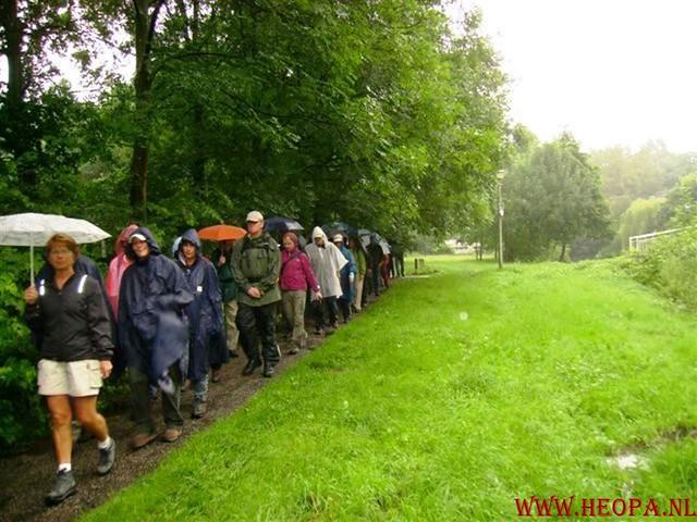 2e dag  Amersfoort 42 km 23-06-2007 (2)