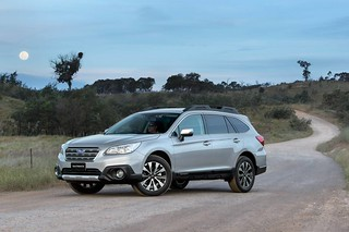 MY15 Subaru Outback - First Drive | by The National Roads and Motorists' Association