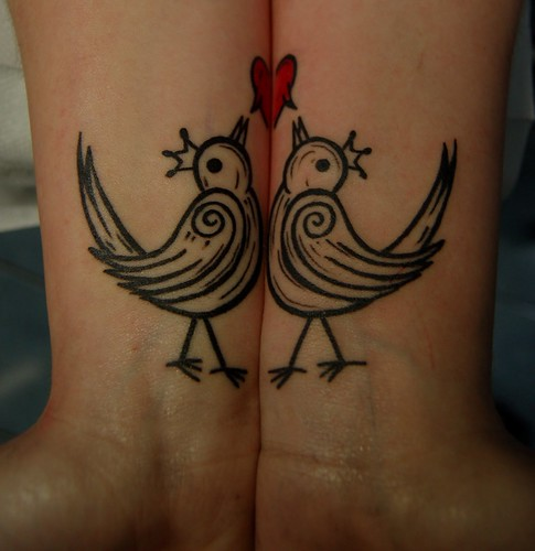 Couples Tattoos | by ArganLife Professional Hair Care Products
