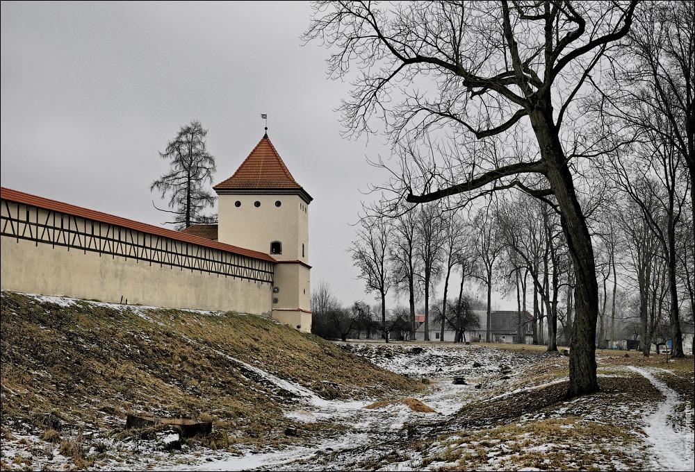 Любча, Беларусь