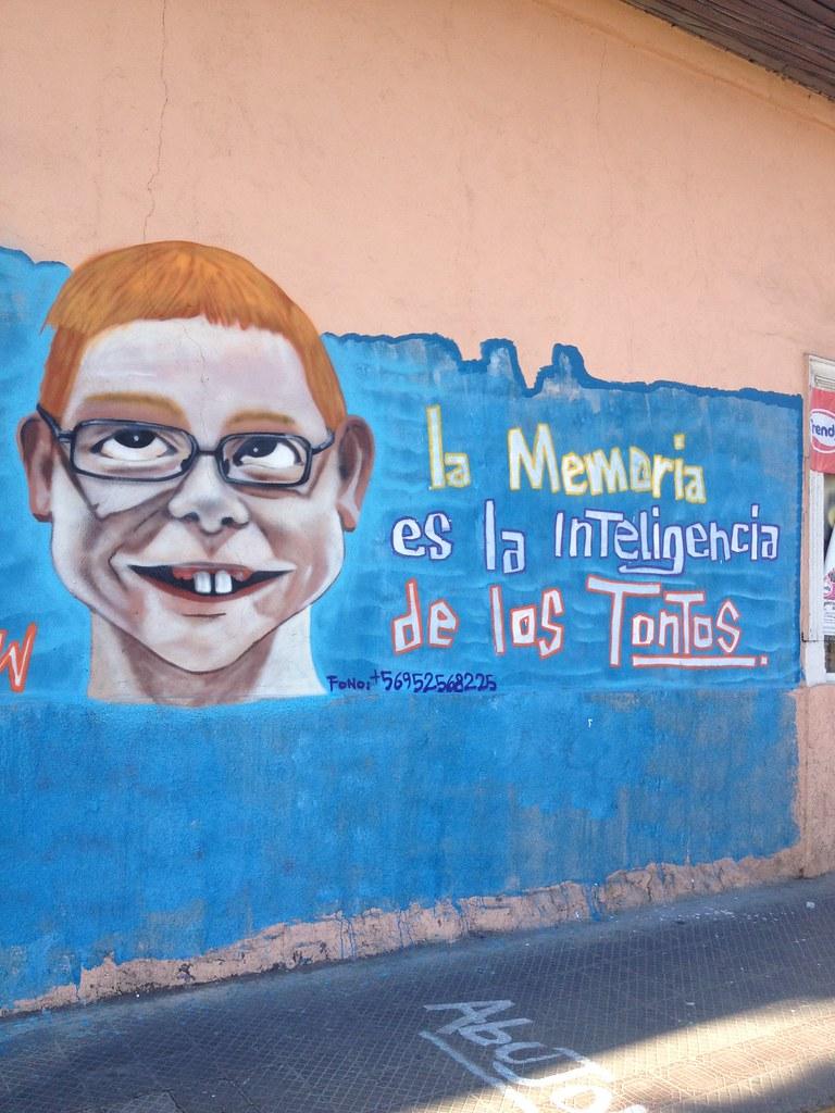 Graff Vida Patricio Hernan Ibarra Araya Flickr