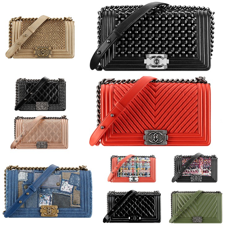 272b9ec20e2d61 ... TamaraChloéStyleClues Collage Chanel Boy Bags 2015 (2) | by  TamaraChloéStyleClues
