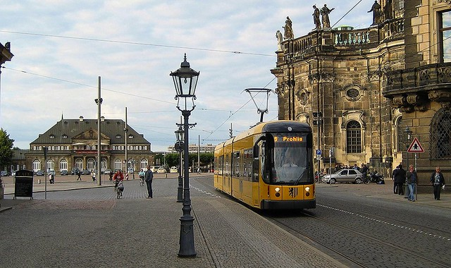 Dresden 2010 Theaterplatz